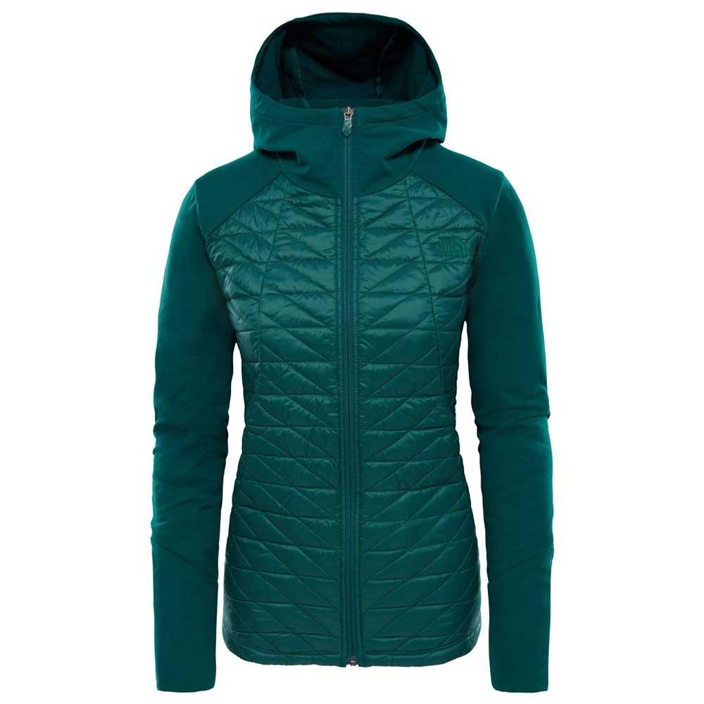 35f15a6a6752 The north face Motivation ThermoBall Jacket Green