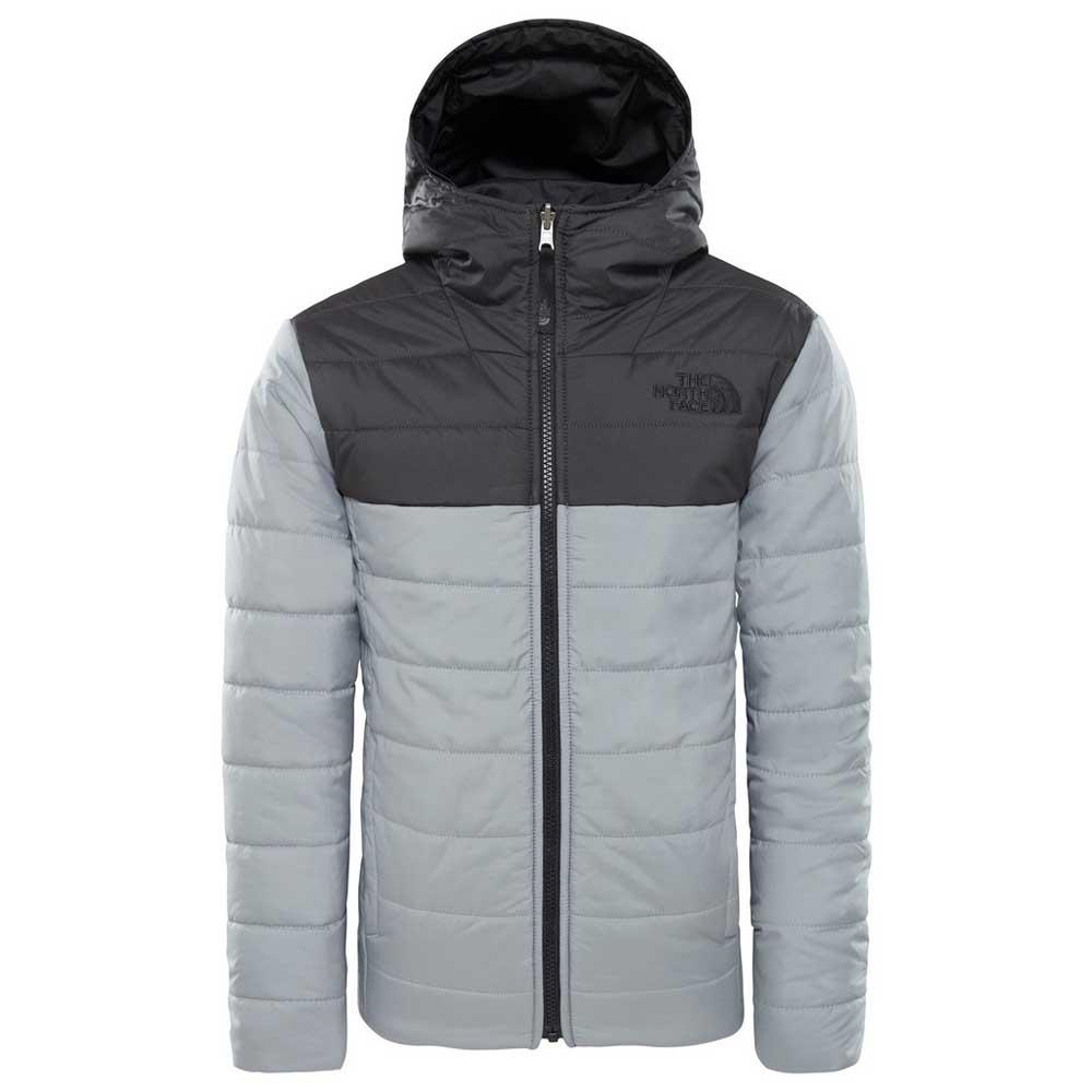 e3bea7b4b85e The north face Reversible Perrito Jacket Boys Grey