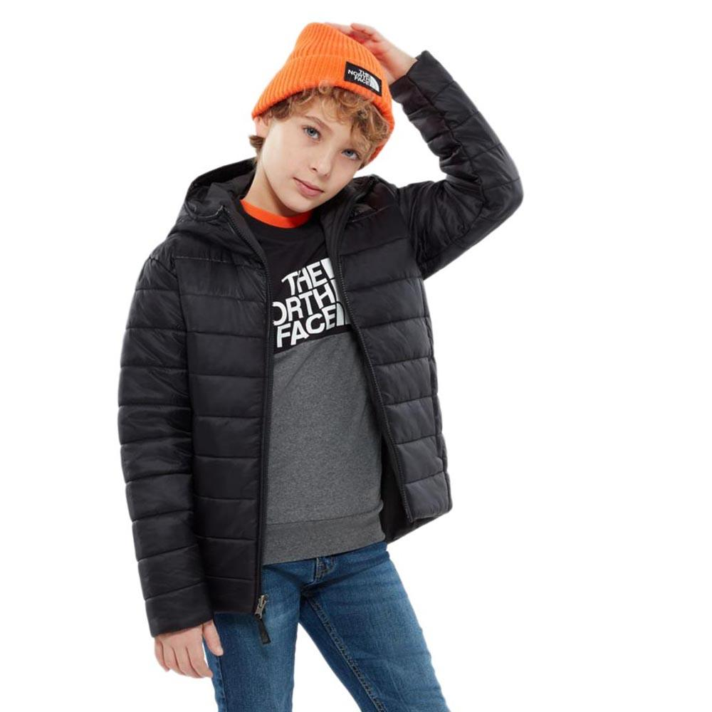 The North Face Boys' Perrito Rev Insulated Jacket