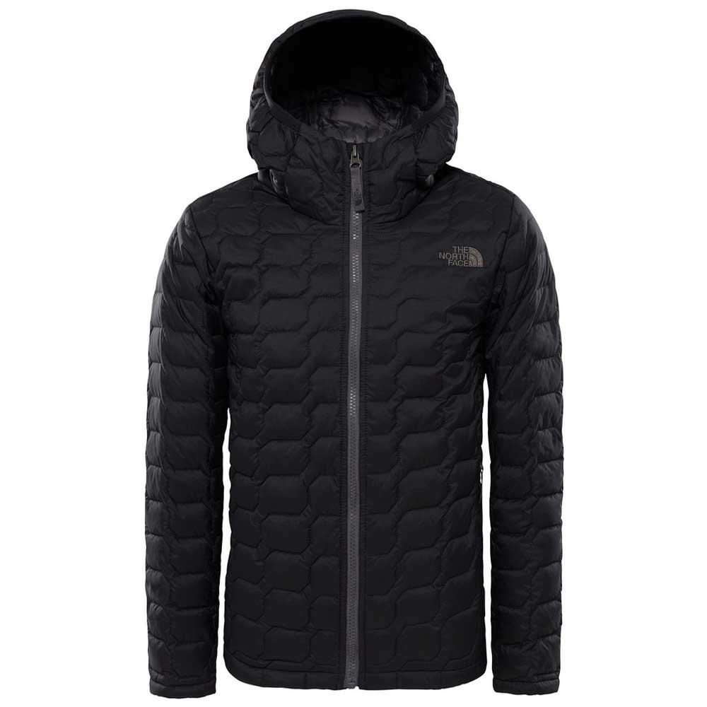 1ea81964ac The north face ThermoBall Hoodie Boys Black