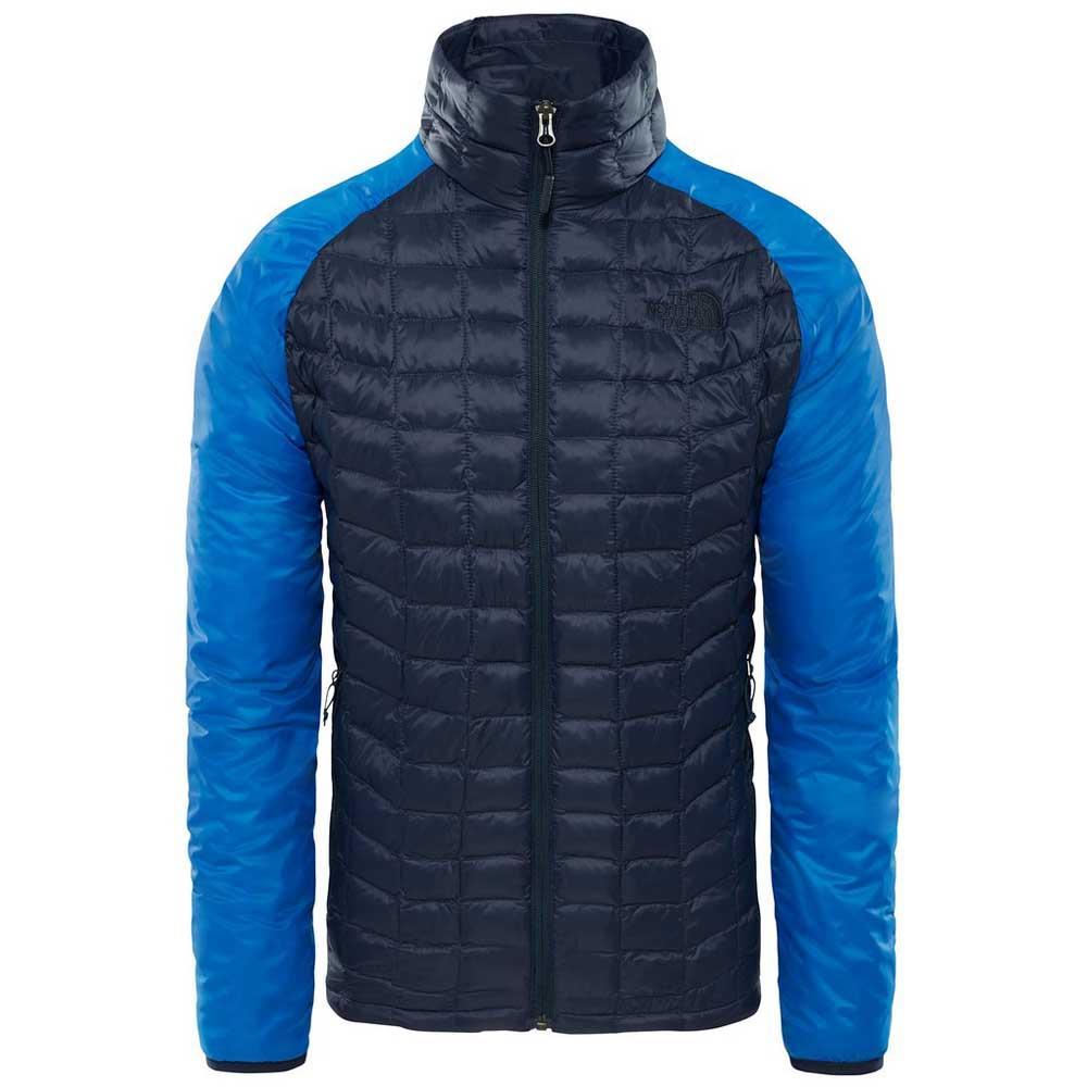 ebcc1b4d34 The north face ThermoBall Sport Jacket Blue, Trekkinn