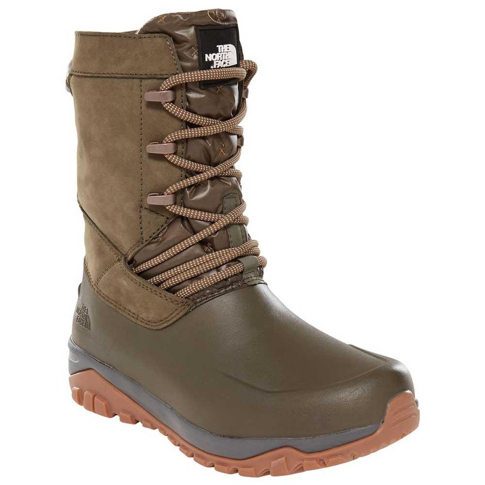 0df6d383c The north face Yukiona Mid Boot Brown buy and offers on Trekkinn