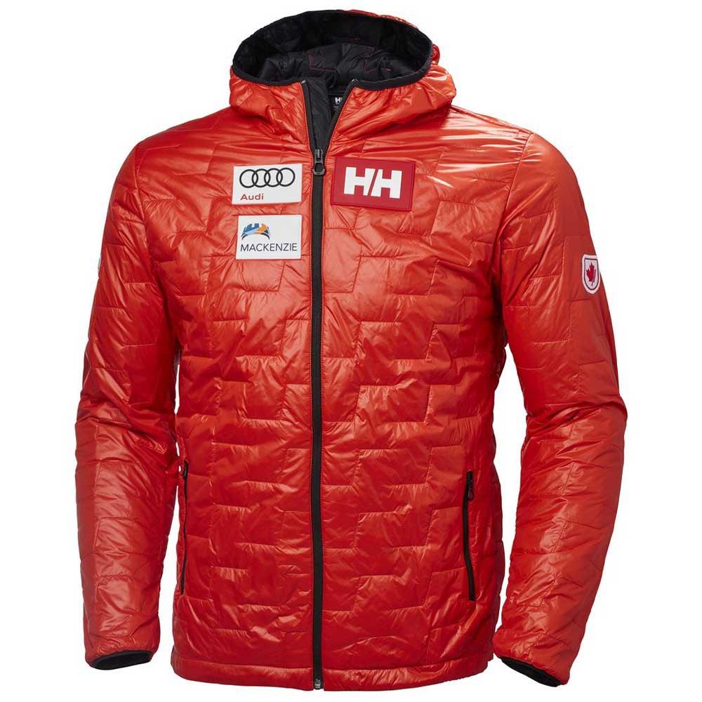 Helly hansen Lifaloft Hooded Insulator Punainen, Trekkinn Takit