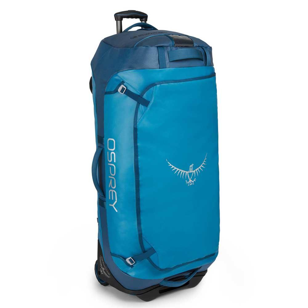 Bagages Osprey Rolling Transporter 120l One Size Kingfisher Blue