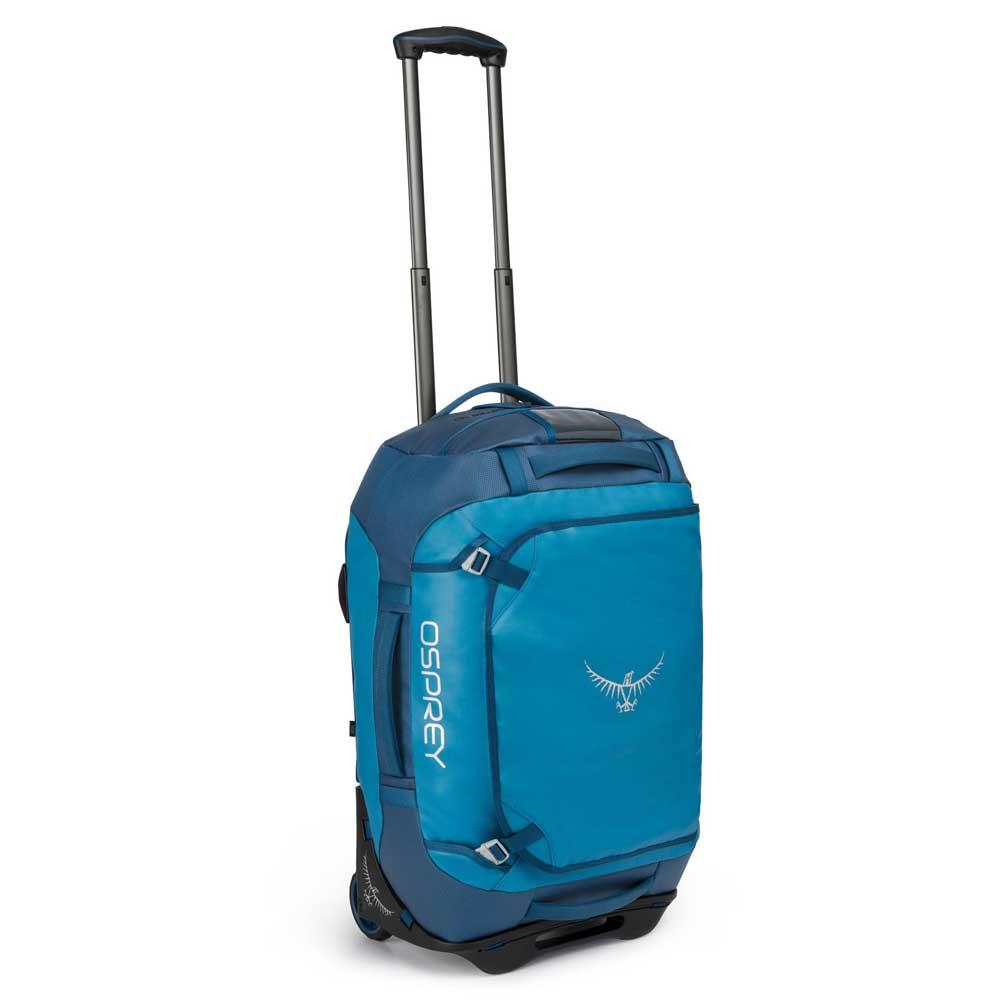 Bagages Osprey Rolling Transporter 40l One Size Kingfisher Blue