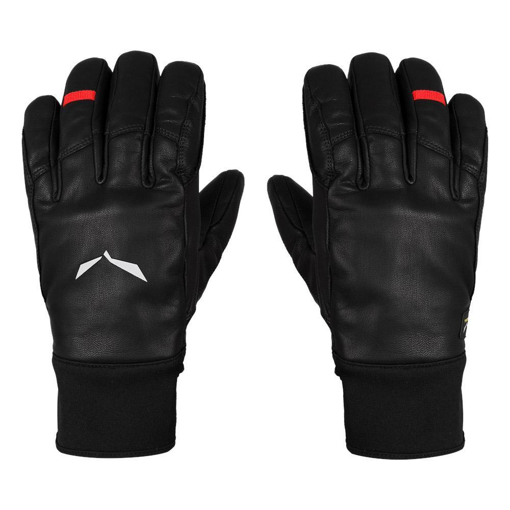 Salewa Agner VF DST Gloves Handschuhe, Black Out, XL