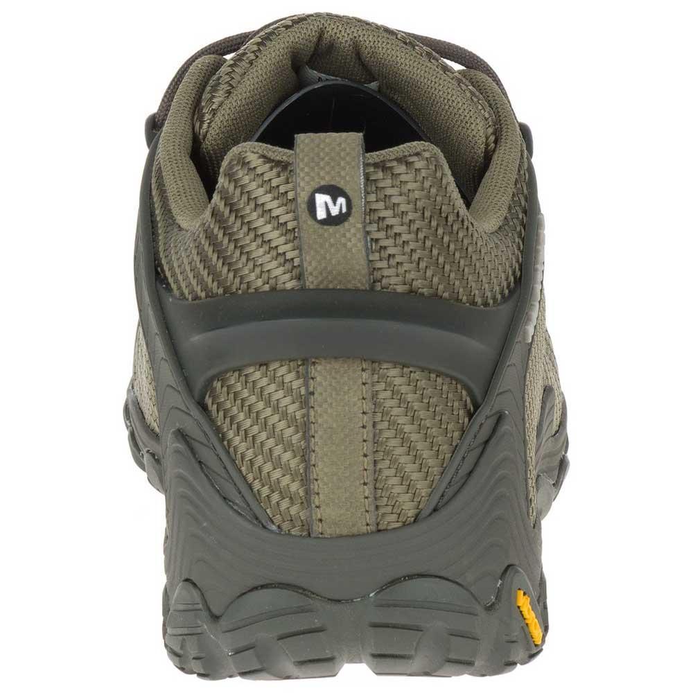 Merrell Chameleon 7 Tall GORE TEX boots khaki