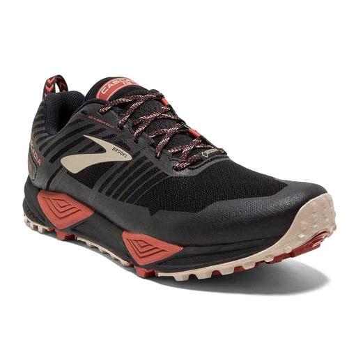 8ed8ced04bc20 Brooks Cascadia 13 Goretex Black buy and offers on Trekkinn