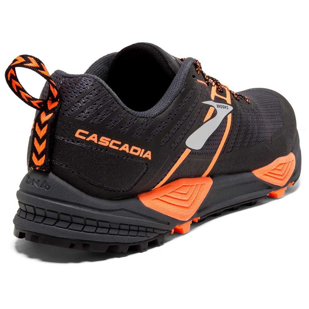 50107ed5a64a6 Brooks Cascadia 13 Orange buy and offers on Trekkinn