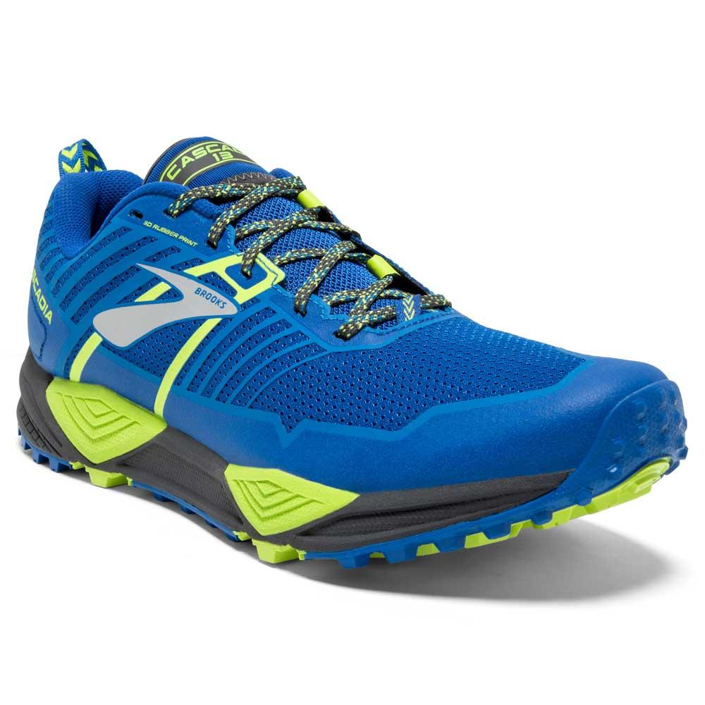 Brooks Cascadia 13 Blue buy and offers