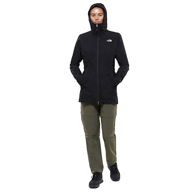 8746fa743cd9a The north face Hikesteller Parka Shell Jacket Black