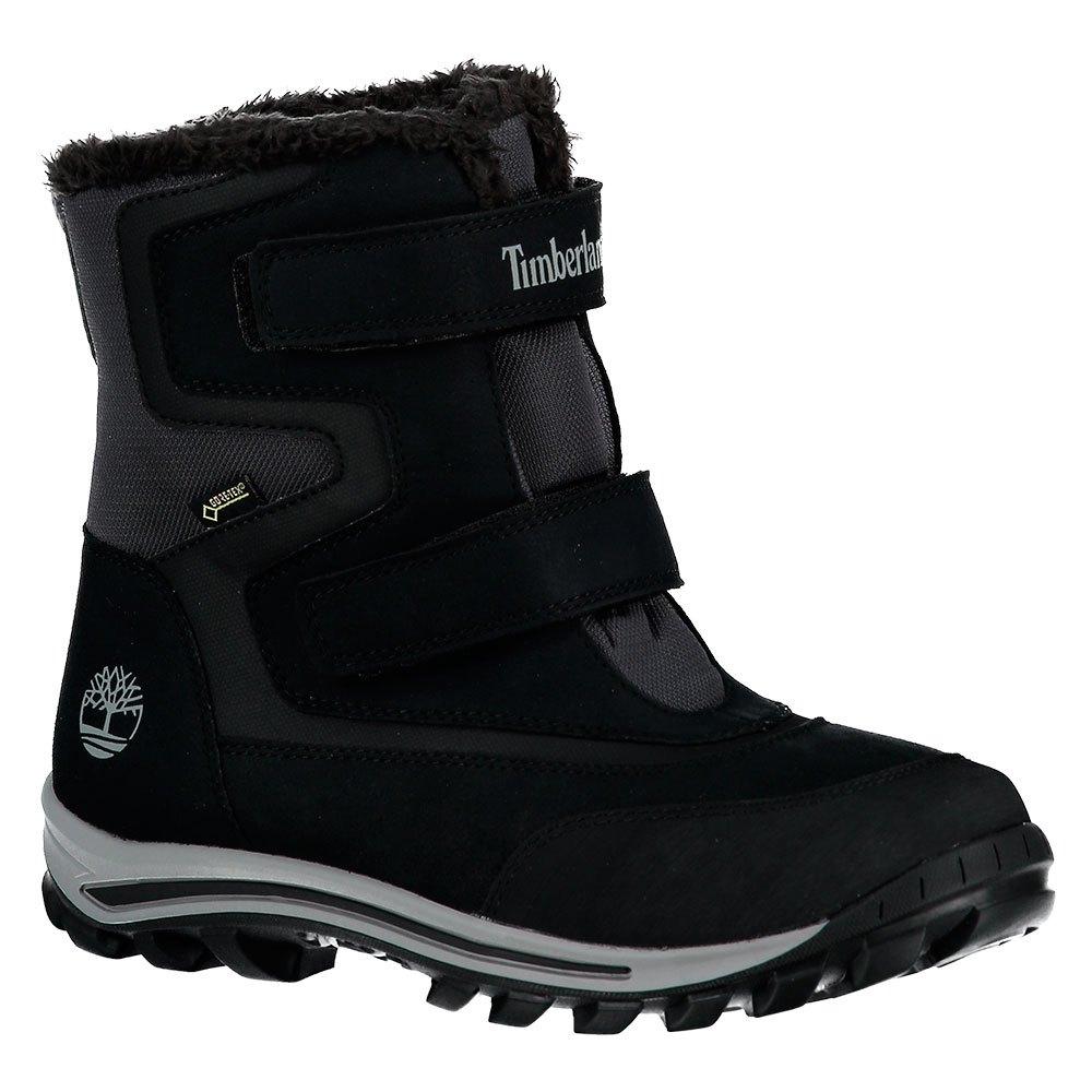 Timberland Chillberg 2-Strap Goretex Junior Black 9f14527d406