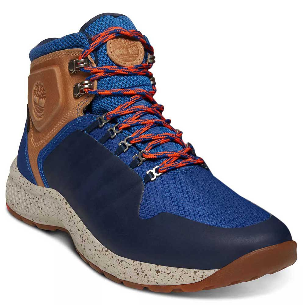 Timberland Flyroam Trail Fabric Waterproof Blue bcc362eb432
