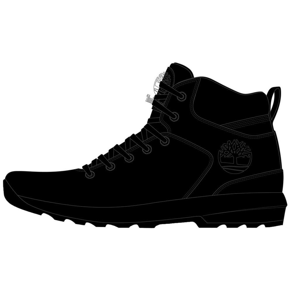 Timberland Westford Mid Black buy and offers on Trekkinn 209d53ee329