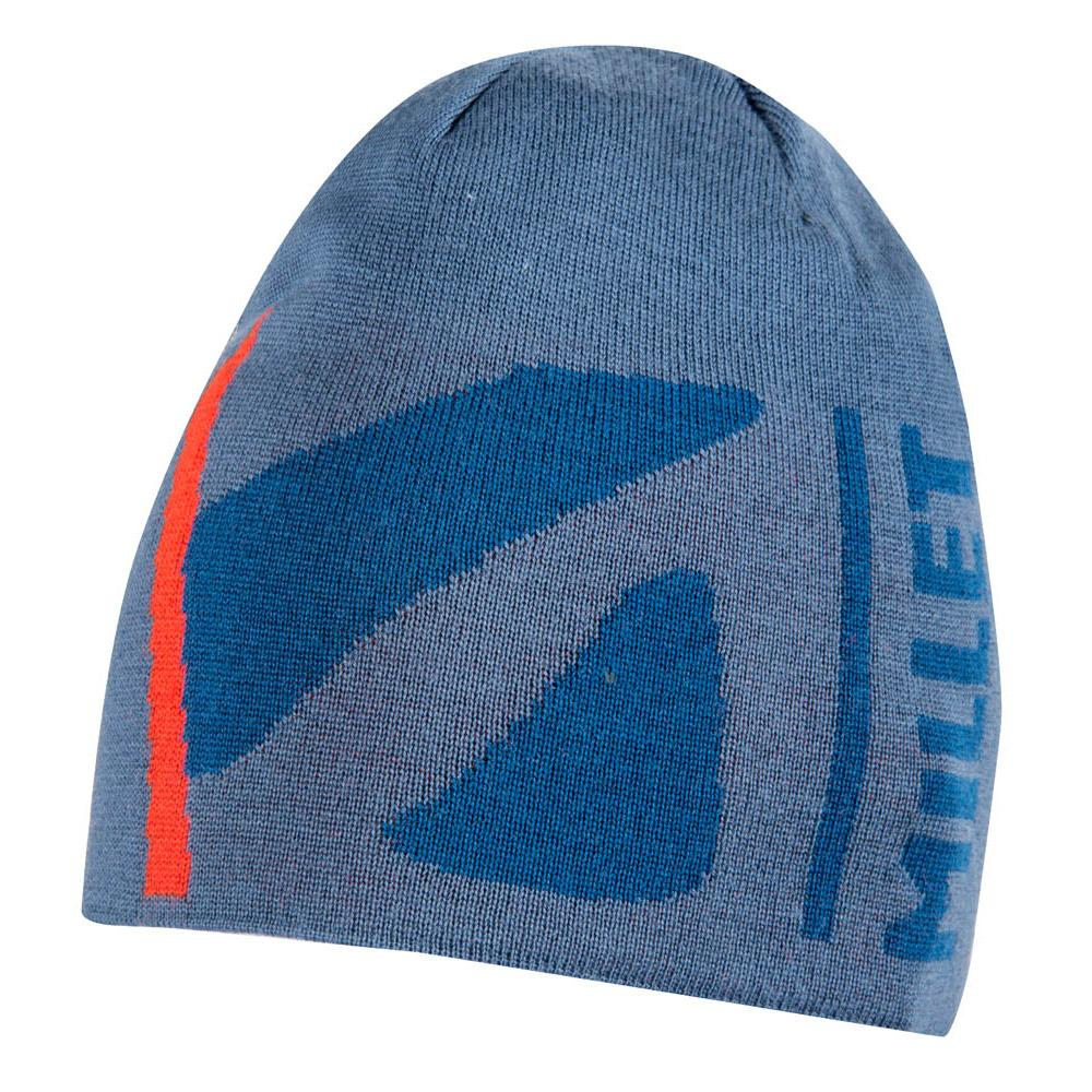 Millet M White Wool Beanie Blue buy and offers on Trekkinn 4751ffb712b