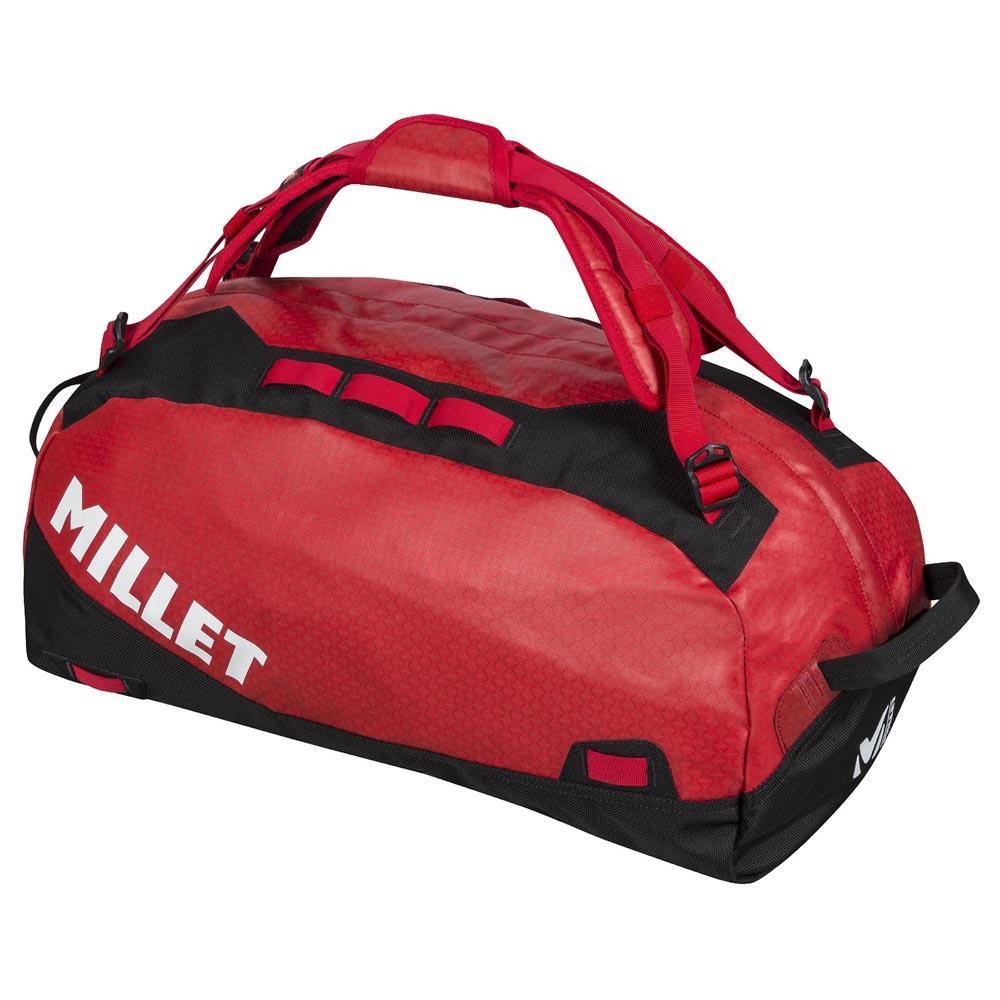 f4c2b06fb17e Millet Vertigo Duffle 45L Red buy and offers on Trekkinn