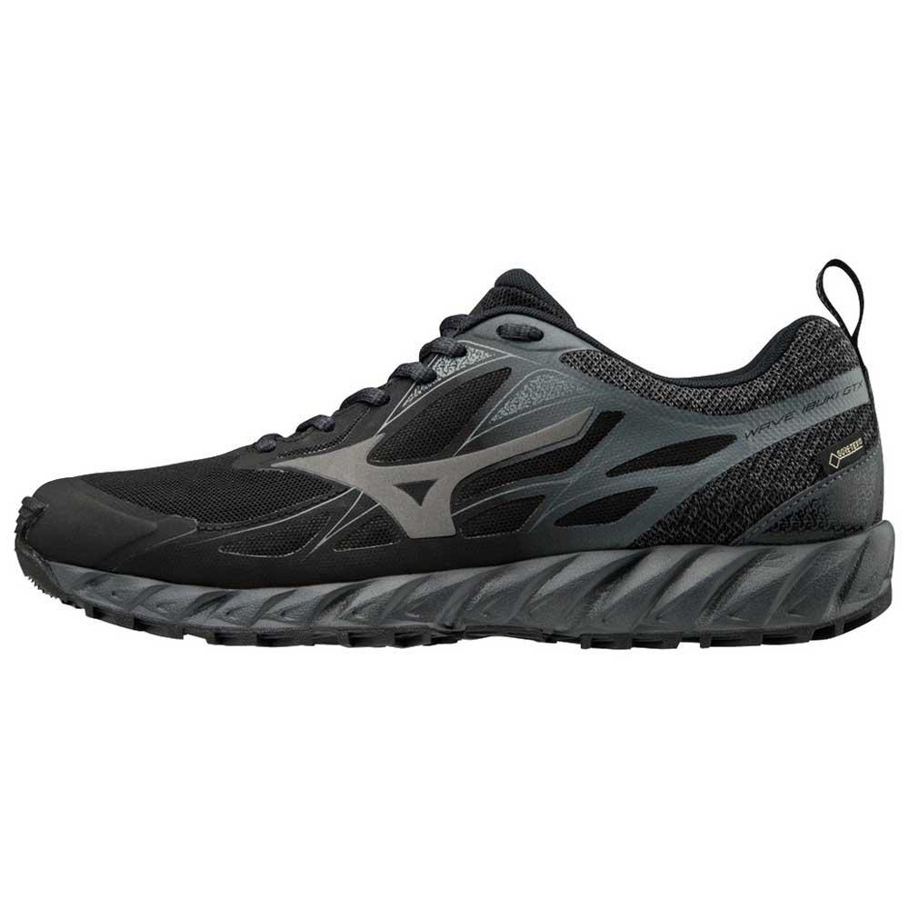 03ee944cce8 Mizuno Wave Ibuki Goretex Black buy and offers on Trekkinn