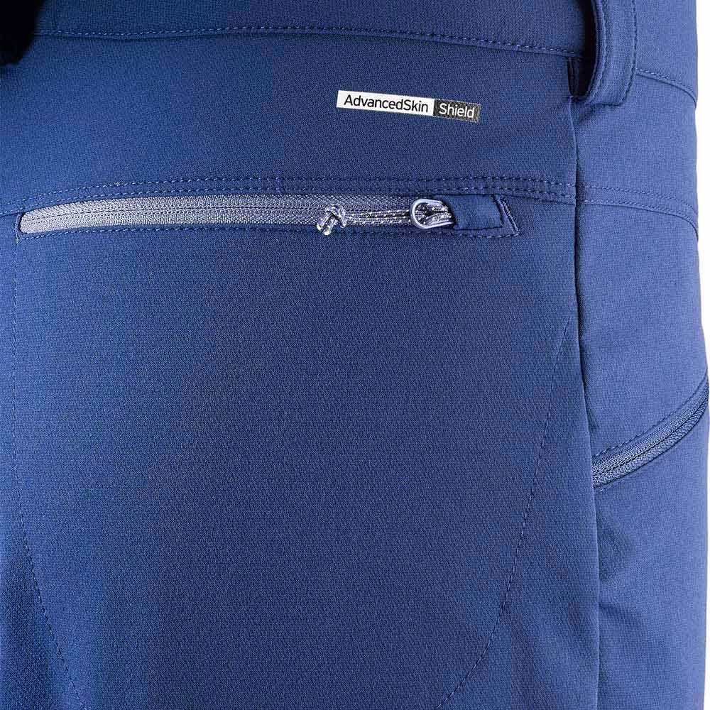 Salomon Wayfarer Warm Pants Long Blue buy and offers on Trekkinn