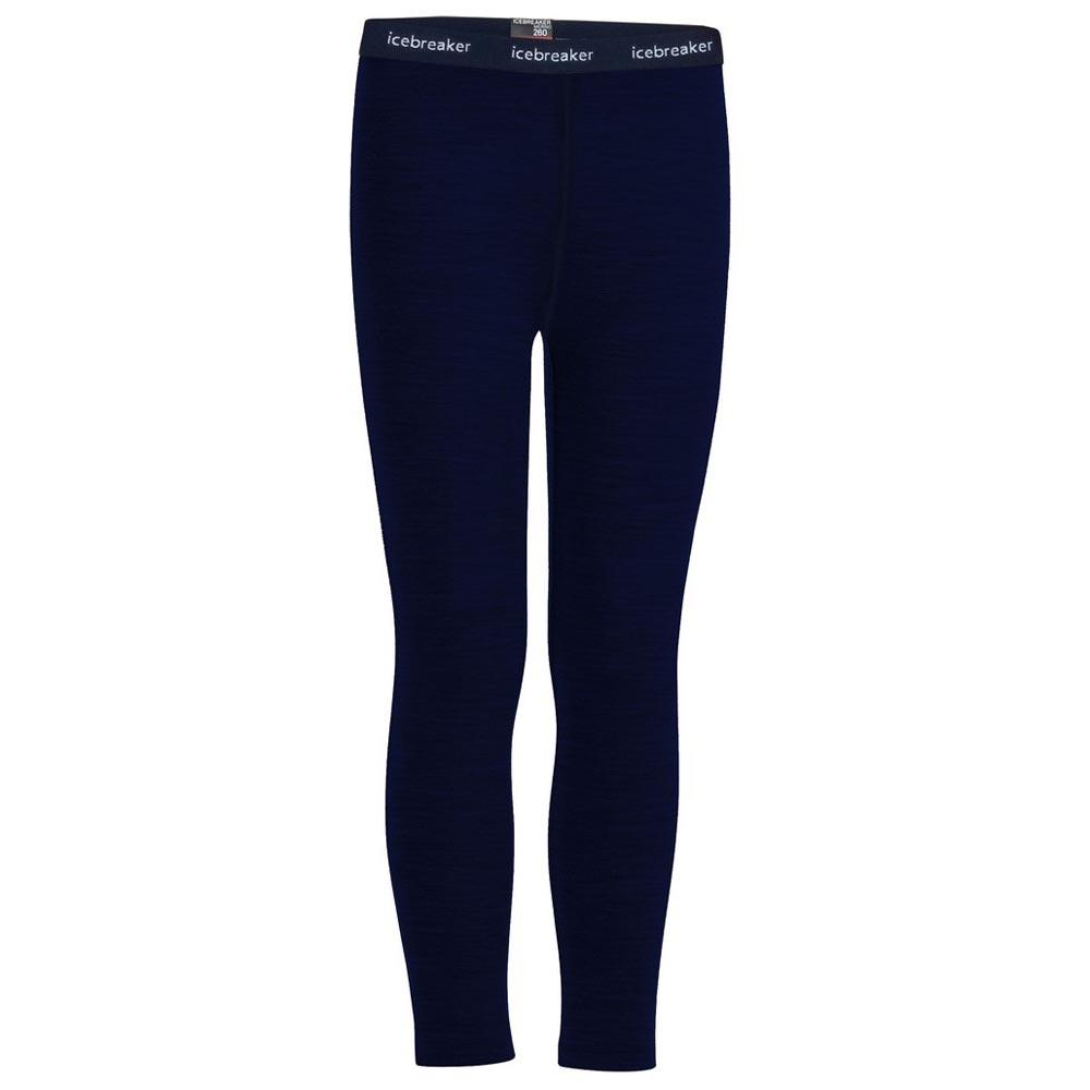 4bd420fc582d27 Icebreaker 260 Tech Leggings Blue buy and offers on Trekkinn
