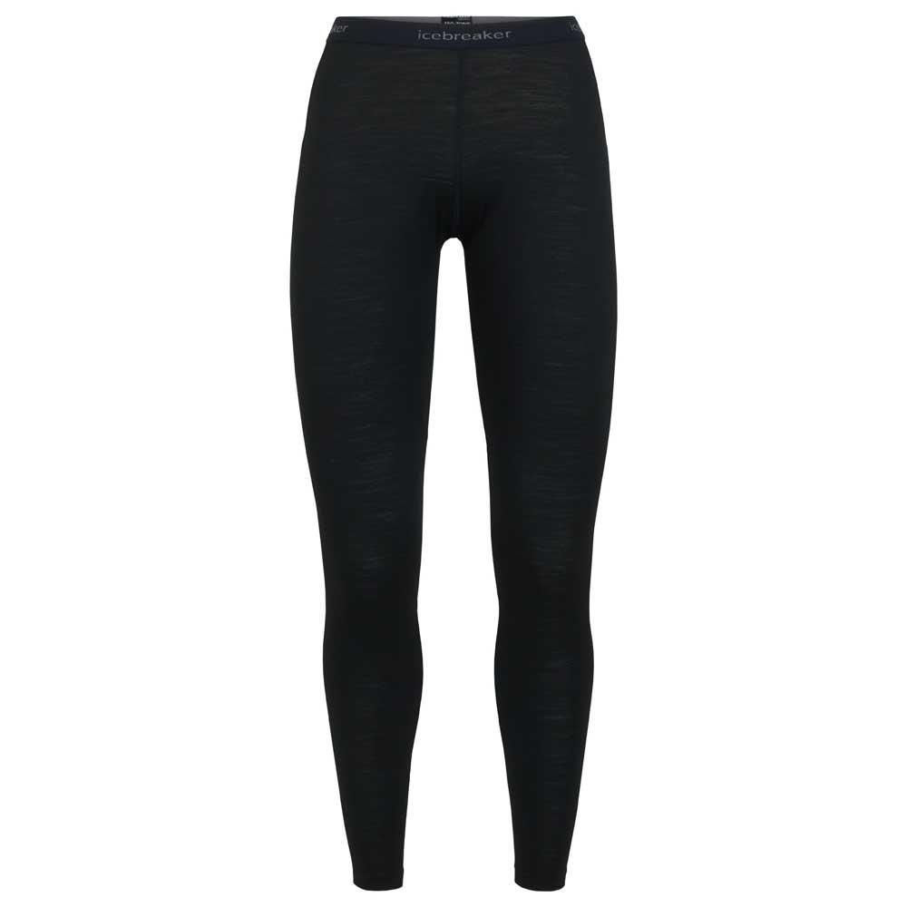 22215ff776a468 Icebreaker 150 Zone Leggings Black buy and offers on Trekkinn