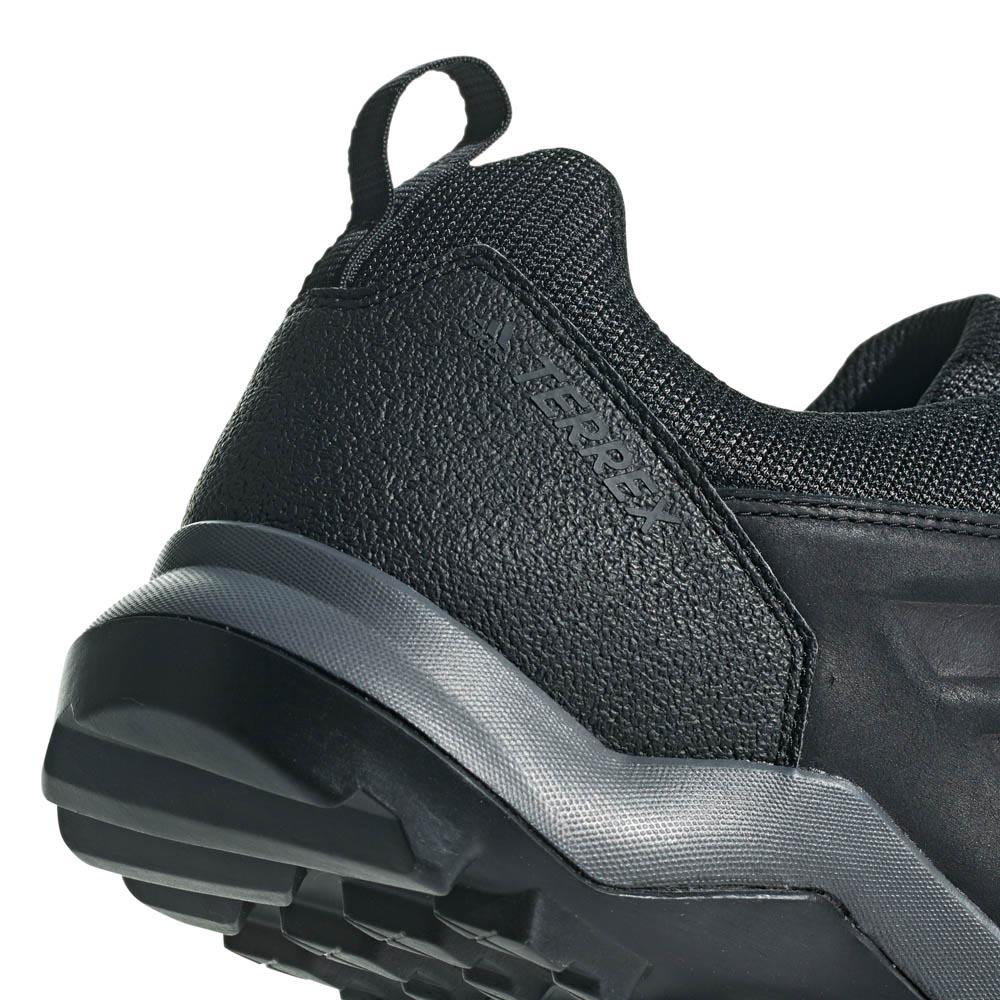 5be4b155634 adidas Terrex Brushwood Leather Black buy and offers on Trekkinn