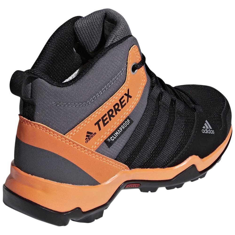 adidas Terrex AX2R Mid CP K Black buy and offers on Trekkinn f2f8775f4