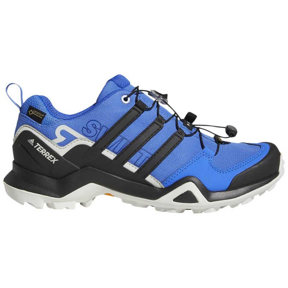f44703284377e adidas Terrex Swift R2 Goretex Blue buy and offers on Trekkinn