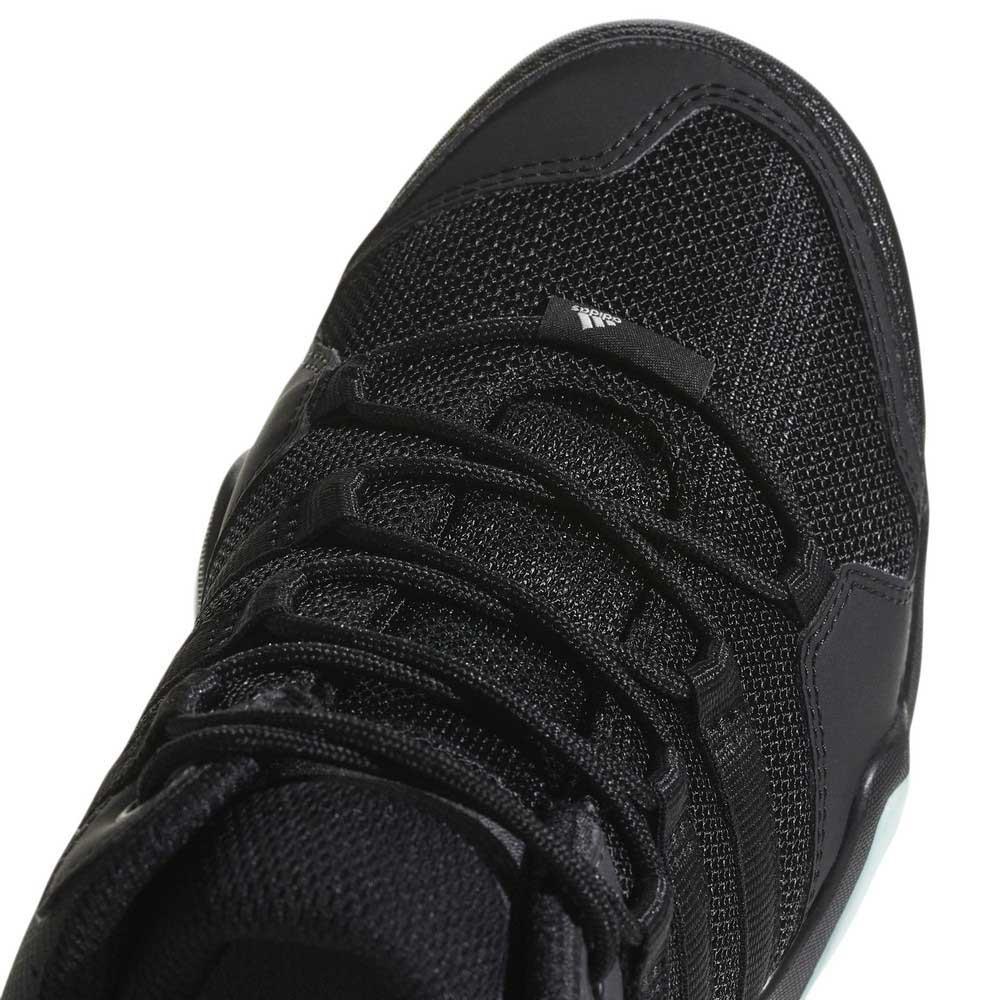 Adidas Nero Terrex Ax2r Nucleo Nero / Nucleo Nero Adidas / Ash Green, Trekkinn 09a77b
