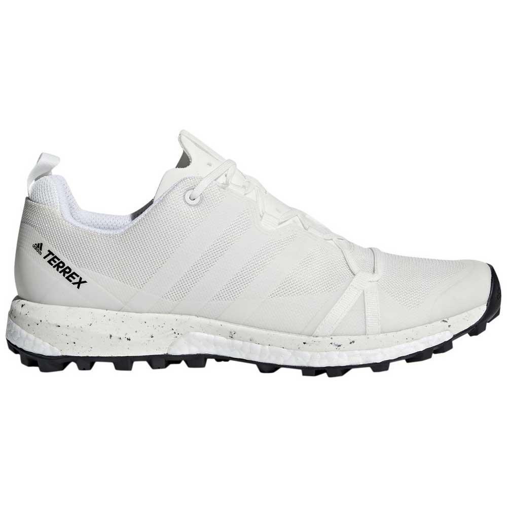 421f63dda6b96 adidas Terrex Agravic White buy and offers on Trekkinn