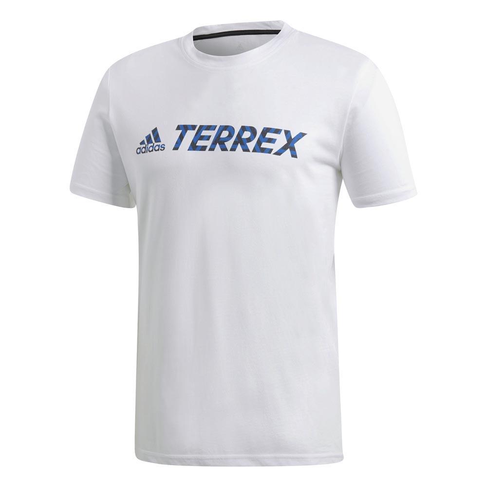 adidas Terrex Logo Bar Blanc acheter et offres sur Trekkinn