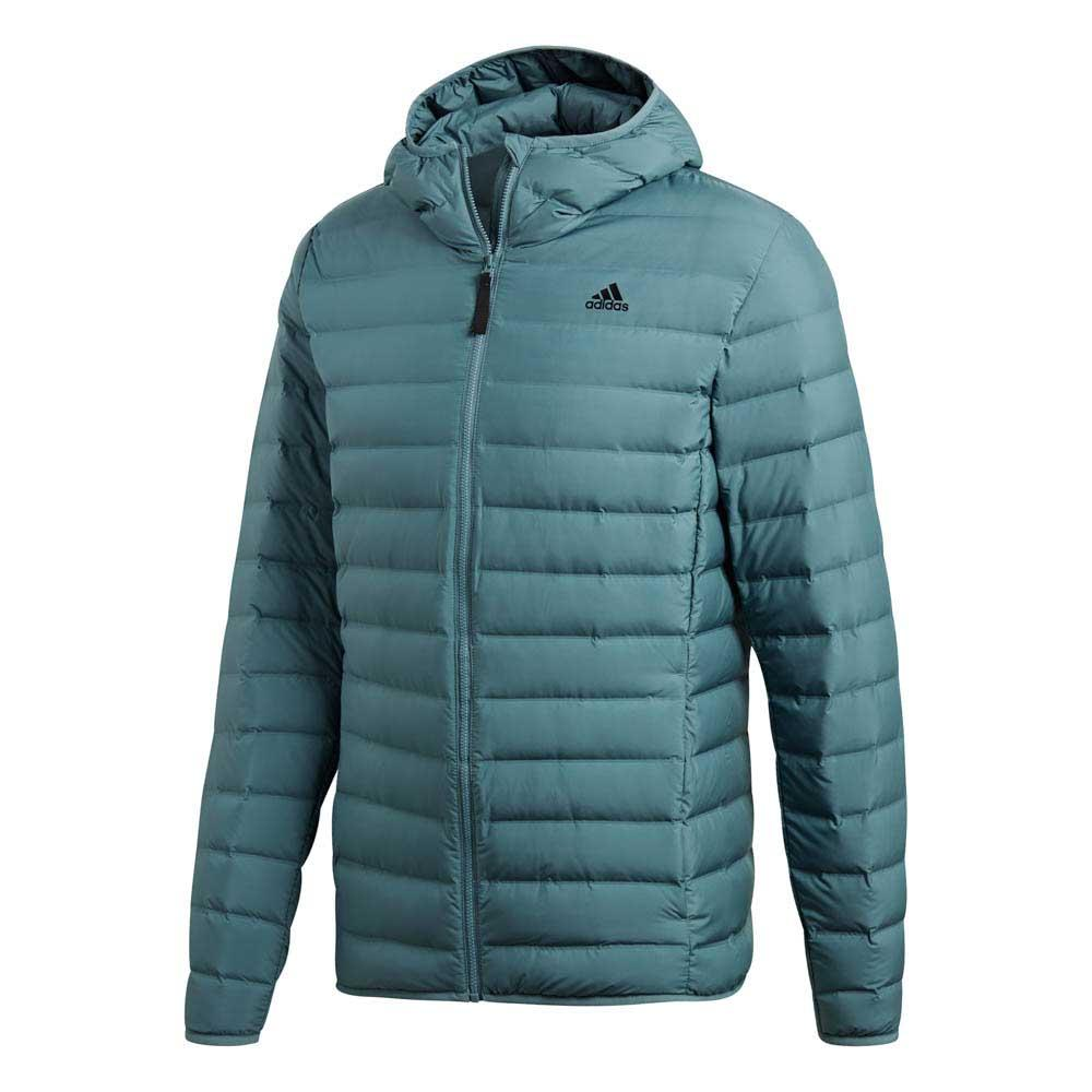 91e69c34 adidas Varilite Soft Hooded Blue buy and offers on Trekkinn
