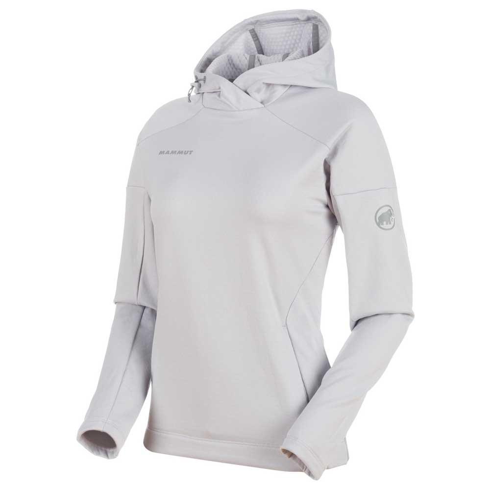 30db761e Mammut Runbold Hoody White buy and offers on Trekkinn