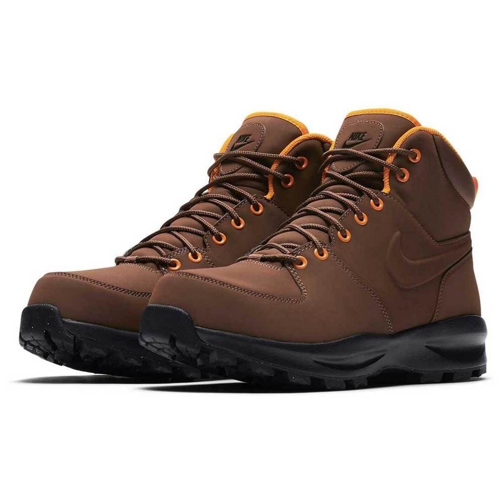 81d0a0643a71 Nike Manoa Leather Brown buy and offers on Trekkinn