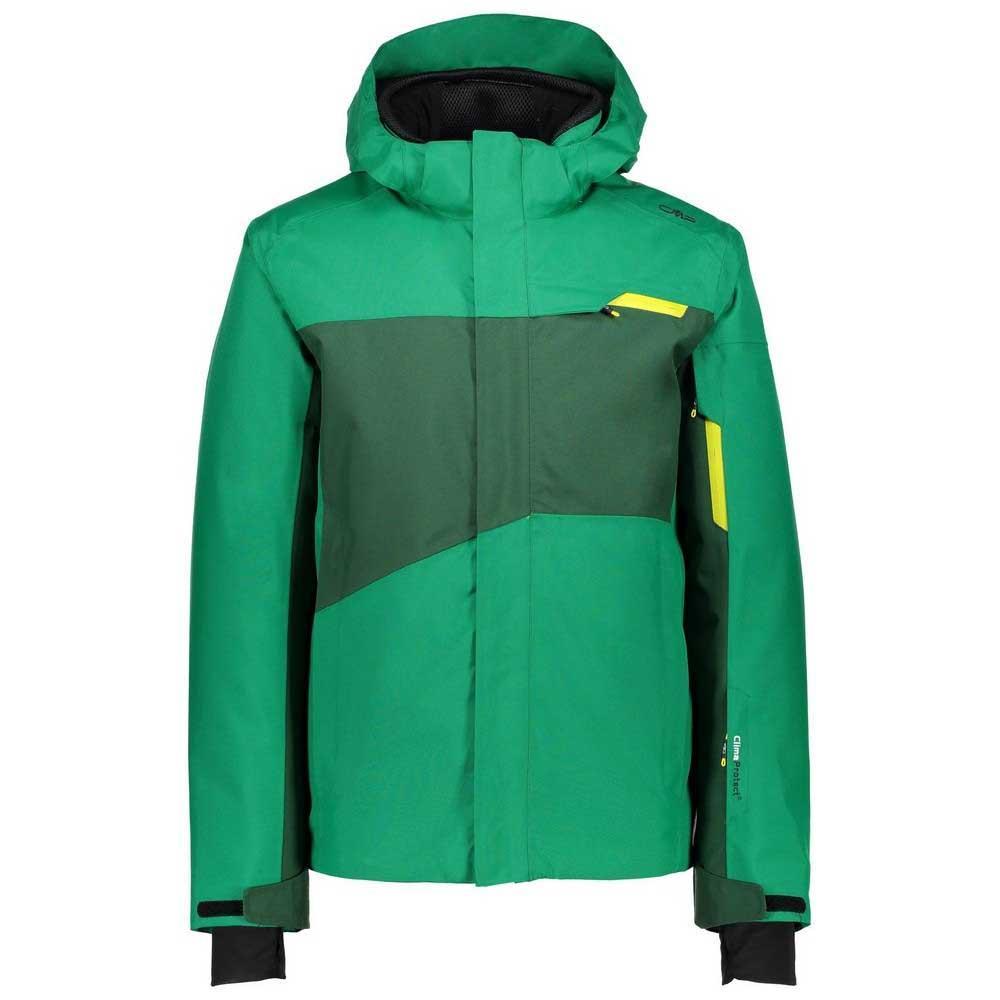a42cb77d53d Cmp Man Jacket Zip Hood Green buy and offers on Trekkinn