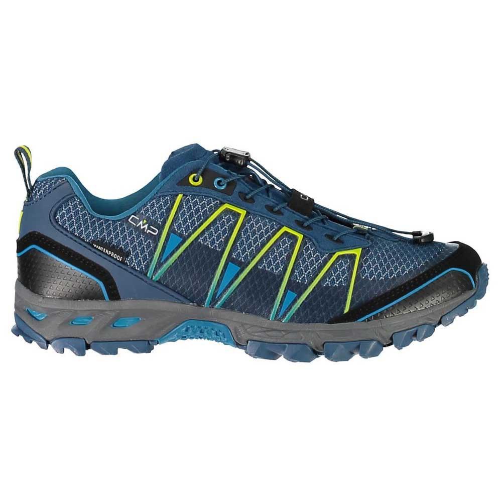 Chaussures Cmp Altak Trail Wp EU 45 Maiolica / Limeade