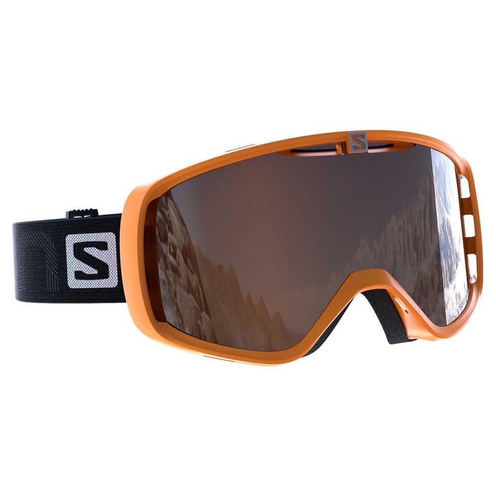 super popular d00ec 744d6 Salomon Aksium Orange buy and offers on Trekkinn