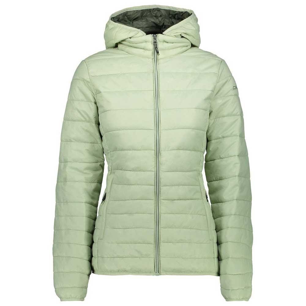 f9a31b40230 Cmp Zip Hood Jacket Green buy and offers on Trekkinn