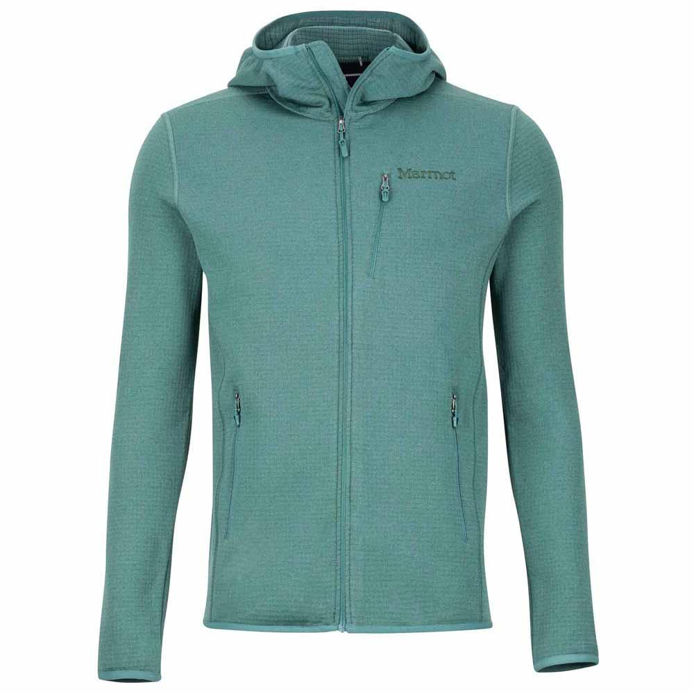 Marmot Preon Hoody Green buy and offers on Trekkinn