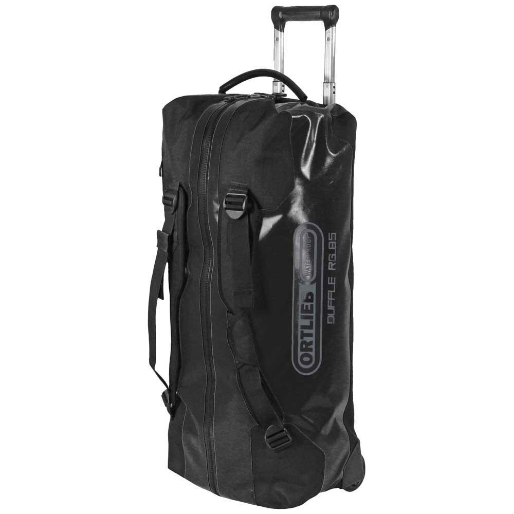 4f311970903 Ortlieb Duffle RG 85L Black buy and offers on Trekkinn