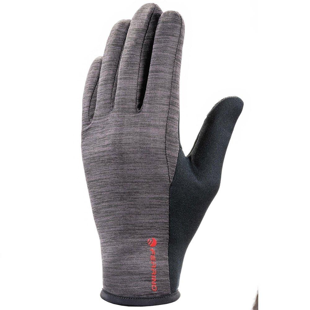 Gants Ferrino Grip M Black / Anthracite