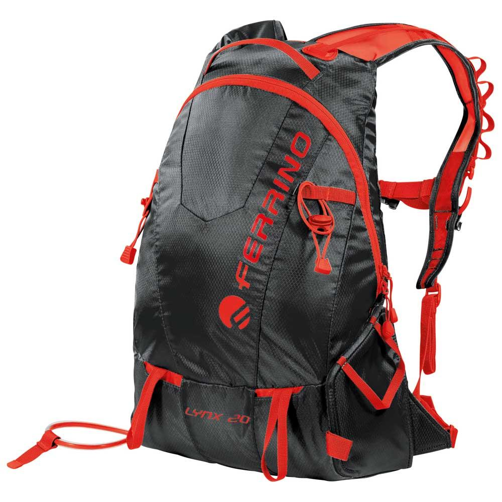 e60d34acf Ferrino Lynx 20L Black buy and offers on Trekkinn