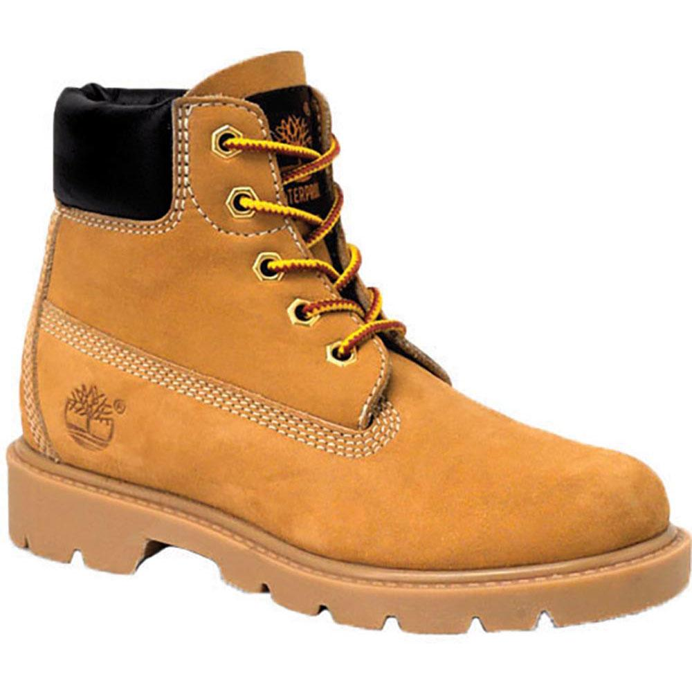 Timberland 6 In Classic Boot Toddler Yellow, Trekkinn
