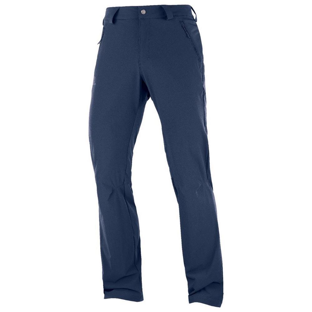 Salomon Wayfarer Straight LT Pants Short