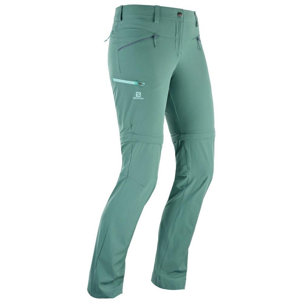 Salomon Wayfarer Straight Zip Pants