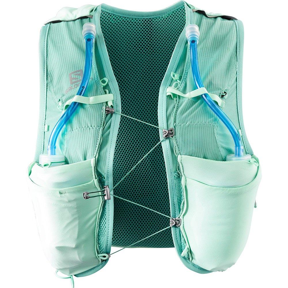 Spinoso Preparazione terra  Salomon ADV Skin 8 Set Woman Green buy and offers on Trekkinn