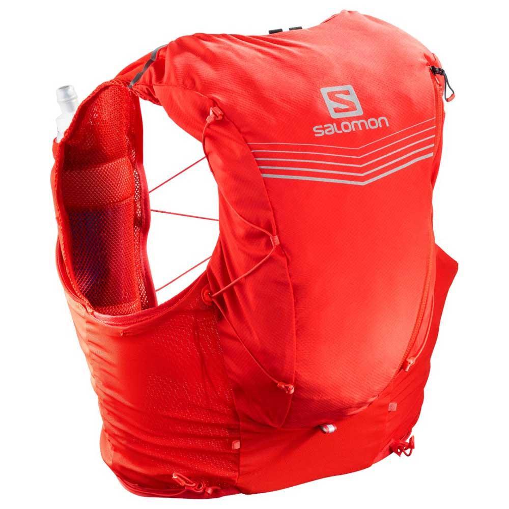 6a44cda9b2 Salomon ADV Skin 12 Set Red buy and offers on Trekkinn
