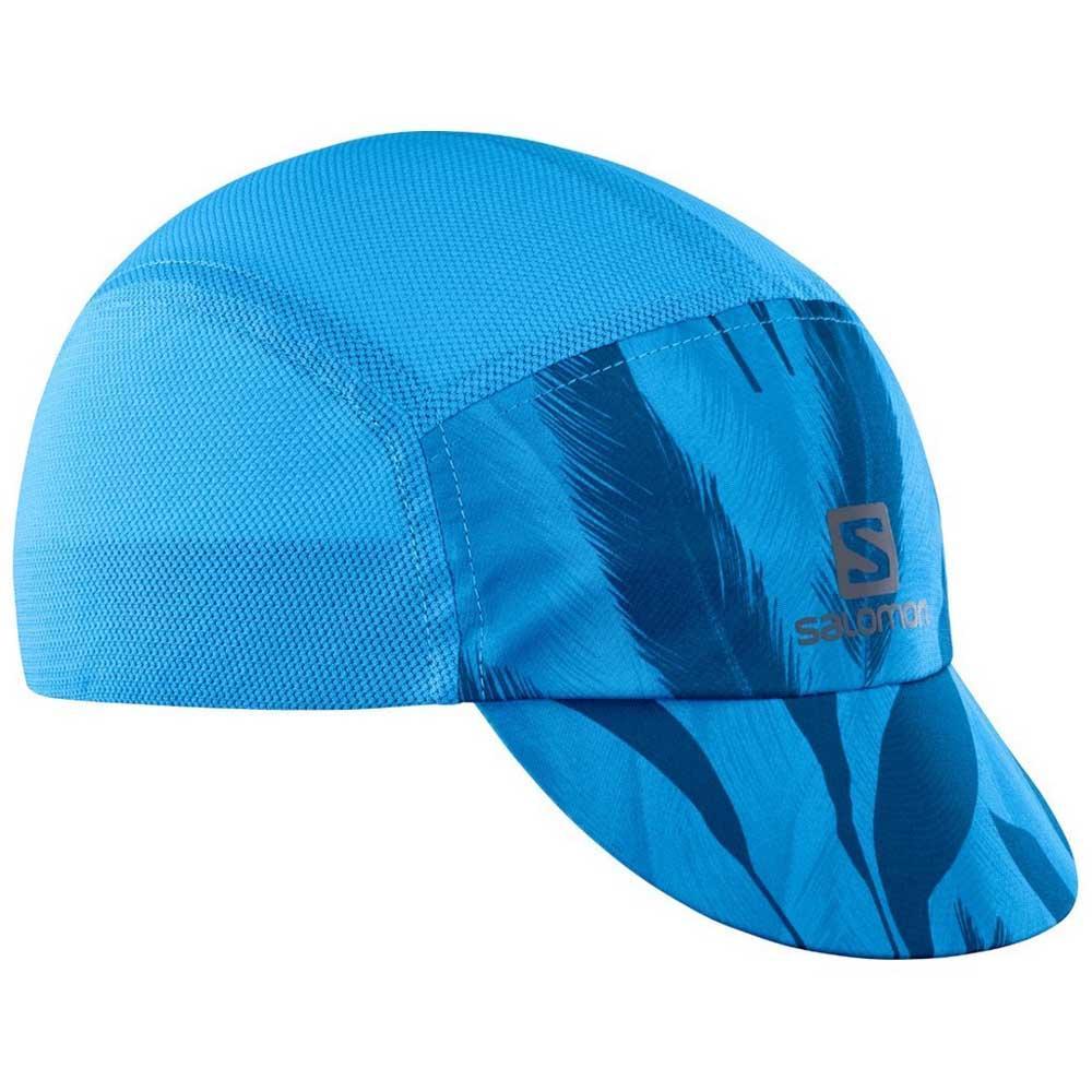 7ae973b0c Salomon Air Logo Cap Blue buy and offers on Trekkinn