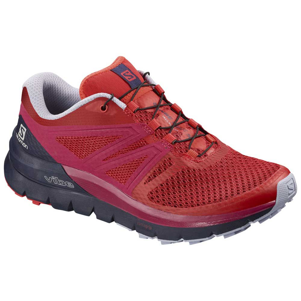 Salomon Sense Max 2 EU 37 1/3 Hibiscus / Evening Blue / Cerise