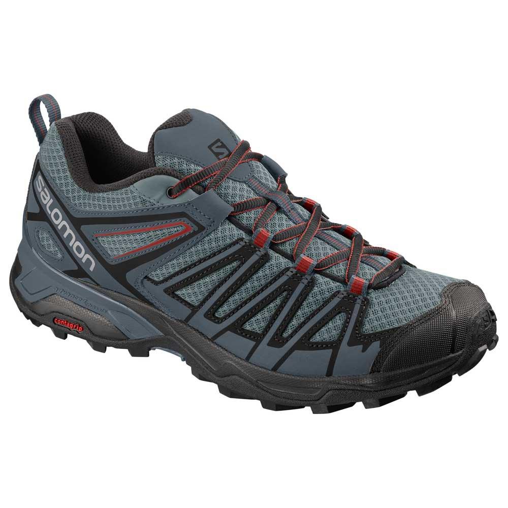 Salomon X Ultra 3 Prime Mens Walking Shoes | Cushioned