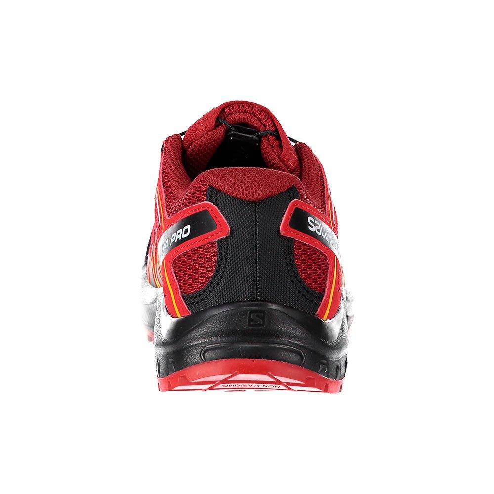 Salomon XA Pro 3D Junior Rød kjøp og tilbud, Trekkinn Sko